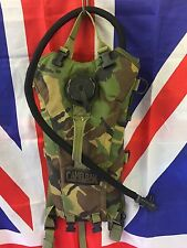 Genuine British Army CamelBak Thermobak Hydration Pack DPM Camo Black Cap Gr 1