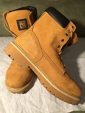 """Timberland PRO 8"""" Direct Attach Soft Toe Waterproof Mens Boot 26011 Size13W"""