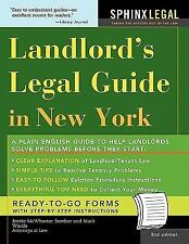 The Landlord's Legal Guide in New York, 2E