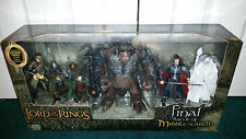 Final Battle Of Middle Earth The Lord Of The Rings Troll Toybiz LOTR SEALED MISP