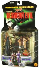 Capcom Resident Evil VGSS Zombie & Forest Speyer Action Figures - NIB