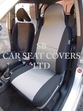 TO FIT A TOYOTA STARLET CAR SEAT COVERS 3 DOOR TITANIUM GREY CLOTH