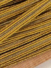 LITZE  TRESSE GOLD