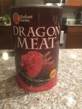Dragon Meat Can Think Geek Item Great Fun Gift