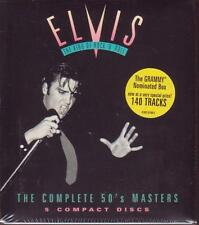 5 CD BOX SET - ELVIS THE KING OF ROCK 'N ROLL - New Out of Print - Elvis Presley
