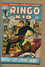The Ringo Kid #16 - Battle of Cattleman's Bank - 1972 (Grade 7.0) WH