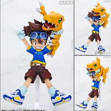 Anime Figure Toy Digimon Adventure Yagami Taichi Figurine Statues 10cm