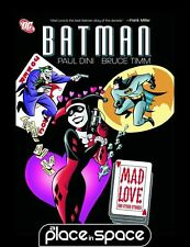 BATMAN: MAD LOVE (HARLEY QUINN & THE JOKER) - SOFTCOVER GRAPHIC NOVEL