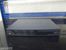 Cisco 888-sec-k9 G.SHDSL servizi integrati Router
