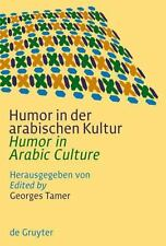 Humor in der arabischen Kultur  Humor in Arabic Culture (German Edition)
