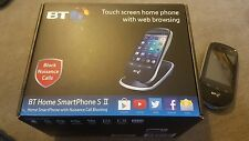 BT Home Smartphone S II Android Touchscreen DECT, segreteria telefonica, WiFi S2 NUOVO