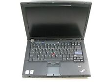 "Lenovo T61 14"" Laptop/Notebook 2.0GHZ Core 2 Duo 1GB DDR2 CDRW/DVD Grade A"