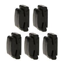 Lot 5pcs Rubber Guitar Pick Plectrum Holder Case Guitar Parts Accessory New
