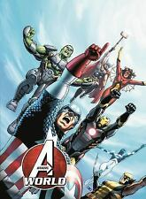 Avengers World Volume 1: A.I.M.PIRE-ExLibrary