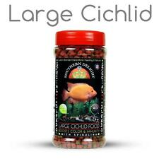 Southern Delight LARGE CICHLID Tropical Fish Food Special Blends 5 mm Pellet