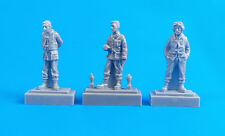 CMK F72326 Resin 1/72 Three Fairey Barracuda Mk.II/Mk.III Crew Members