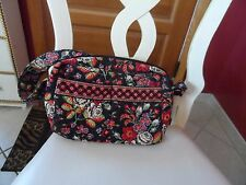 Vera Bradley spectator handbag in retired Anastasia pattern