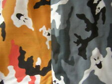 HALLOWEEN CAMO GHOST 2 DOG SNOOD AFGHAN HOUND SALUKI GORDON ENGLISH IRISH SETTER