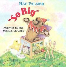So Big - Activity Songs For Little Ones, Hap Palmer, Very Good