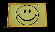 PEACE SIGN LOVE SMILE COLLECTOR PATCH SMILEY HEART WOW!