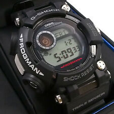 Casio G-Shock GWF-D1000-1JF FROGMAN MULTIBAND 6 Wristwatch New