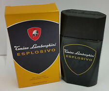 Esplosivo by Tonino Lamborghini for Men 3.4 oz EDT Spray New in Box