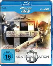 TJ - Next Generation - The Bodyguard 2 in 3D ( Thai Action BLU-RAY ) - Tony Jaa