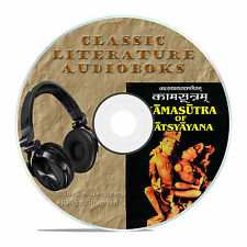 THE KAMA SUTRA, VATSYAYANA, READ ON CLASSIC AUDIOBOOK LITERATURE MP3 CD-A28