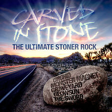 CD Carved In Stone The Ultimate Stoner Rock von Various Artists