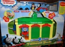 TIDMOUTH SHEDS DISCOVER JUNCTION THOMAS AND FRIENDS SET MIB