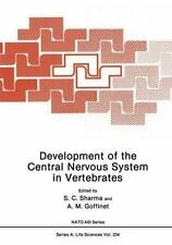 Development of the Central Nervous System in Vertebrates (Nato Science-ExLibrary