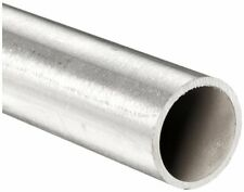 """Stainless Steel 316L Seamless Round Tubing, 7/8"""" OD, 0.745"""" ID, 0.065"""" Wall, 12"""""""