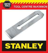 """STANLEY 2-3/8"""" / 60mm REPLACEMENT #4-1/2, #6 & #7 HAND PLANE CUTTER / IRON"""