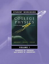Student Workbook for College Physics: A Strategic Approach Volume 1 (Chs. 1-16),