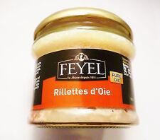 Gans Rillette Gänsefleisch Rillettes d´Oie FEYEL original Frankreich 170g