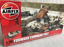 airfix 1/32 a03381 forward command post diorama model kit