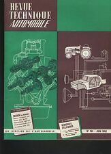 (C3A)REVUE TECHNIQUE AUTOMOBILE SAVIEM (ex RENAULT) type 572