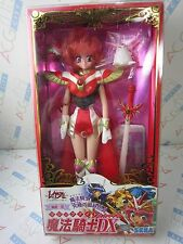 Anime Magic Knight Rayearth Hikaru Shidou DX Figure Doll SEGA Japan Clamp USED