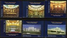 ROMANIA MNH 2011 Palace of the Parliament