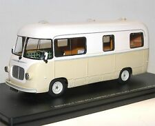 PERFEX, Renault 1400 KG HEULIEZ Camping Car, Wohnmobil, Mobile Home, 1/43