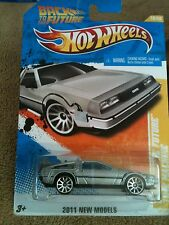 HOT WHEELS 2011 BACK TO THE FUTURE TIME MACHINE ERROR