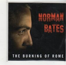 (FQ434) Norman Bates, The Burning of Rome - 2012 DJ CD