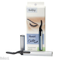 Godefroy PURSE SIZE HEATED EYELASH CURLER REQUIRES 3-AAA BATTERIES
