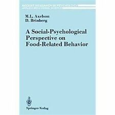 Recent Research in Psychology Ser.: A Social-Psychological Perspective on...