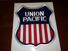 LARGE-Union Pacific Railroad embroidered patch