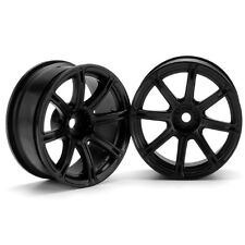 HPI Racing 3307 Work Emotion XC8 Wheel 26mm 6mm Offset Black(2) Sprint 2 / Nitro