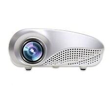Mini Home Multimedia Cinema LED HD Projector Support AV TV VGA USB HDMI SD NEW