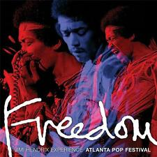 JIMI HENDRIX FREEDOM ATLANTA POP FESTIVAL REMASTERED 2 CD NEW