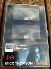 Seymour Duncan AHB-3S Mick Thomson EMTY Blackout set (black) AHB3S Sealed Box