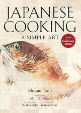 Japanese Cooking: A Simple Art-ExLibrary
